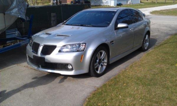 Showcase cover image for TpSpG8's 2009 Pontiac G8 Base