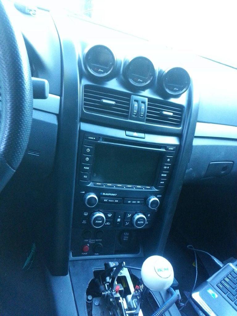 Nitrous Outlet panel, ratchet shifter, demon 8 gauges
