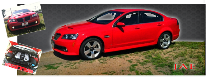 Hp gain with cam only install  | Pontiac G8 Forum
