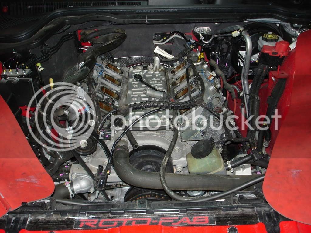For Sale- My L76 6 0L Long Block engine   Pontiac G8 Forum