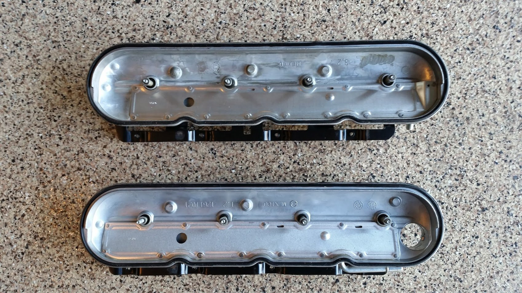 Stock LS3/L76 Valve Covers | Pontiac G8 Forum