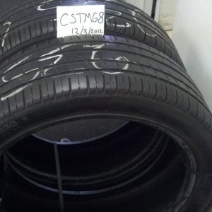 tires 235/45/19