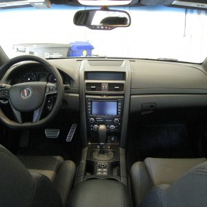 Front Interior