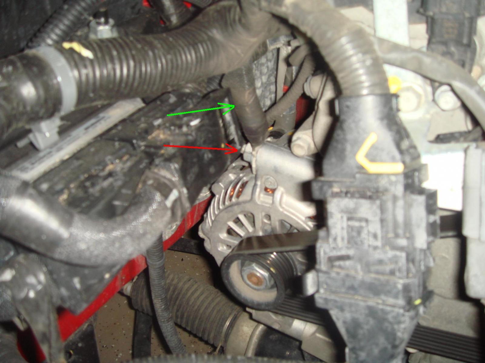V6 Engine Ground Wire? - Pontiac G8 Forum: G8 Forums - G8Board com