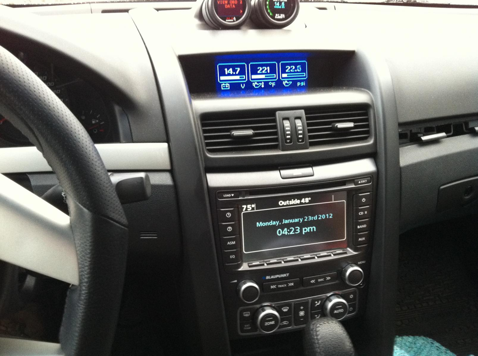 V6 Head Unit Swaps To Gt Possible Pontiac G8 Forum Wheel Sensor Wiring Diagrams We Share An Interest In Electronics And I Thank You For Taking The Time Further Educate Me As Explore Options That Are Available Owners